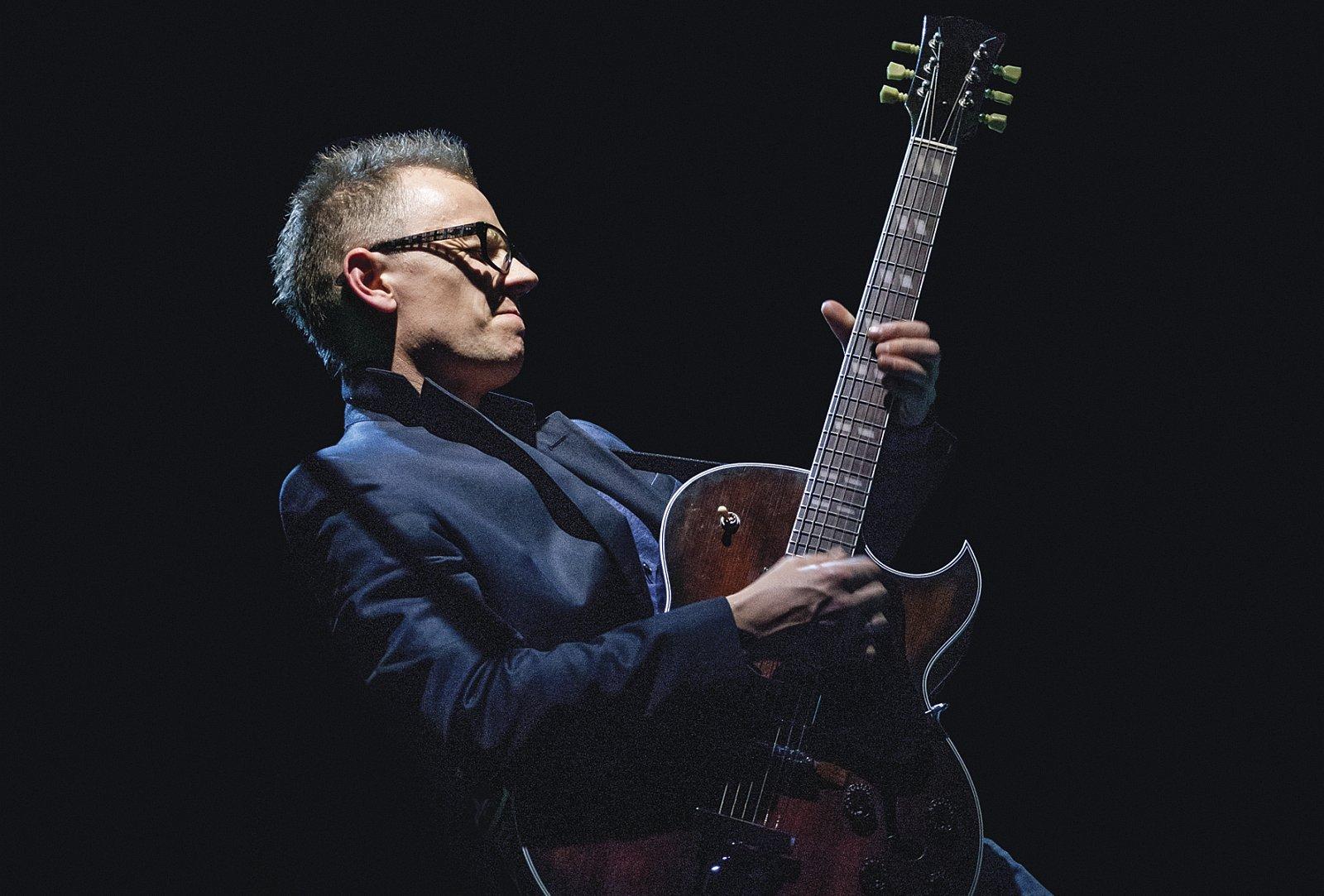 Marcin Wądołowski - gitarzysta